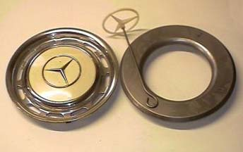 How To Put On Hubcaps With Rings Tape