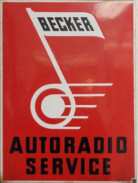 Mercedes-Benz Ponton Radios © www mbzponton org
