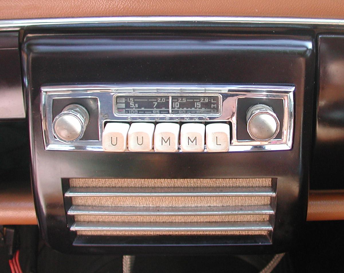 Mercedes Benz Ponton Radios 169 Www Mbzponton Org