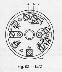 Rotary2 on headlight socket wiring diagram