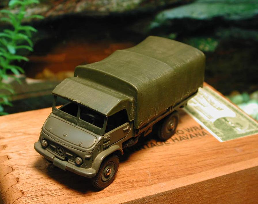 Mercedes Of Rochester >> Mercedes-Benz Pontonobilia UNIMOG / LKW (Truck) / Bus ...