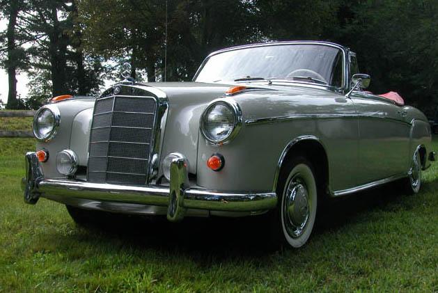 1960 mercedes benz type 220se cabriolet for sale for Mercedes benz 220s for sale