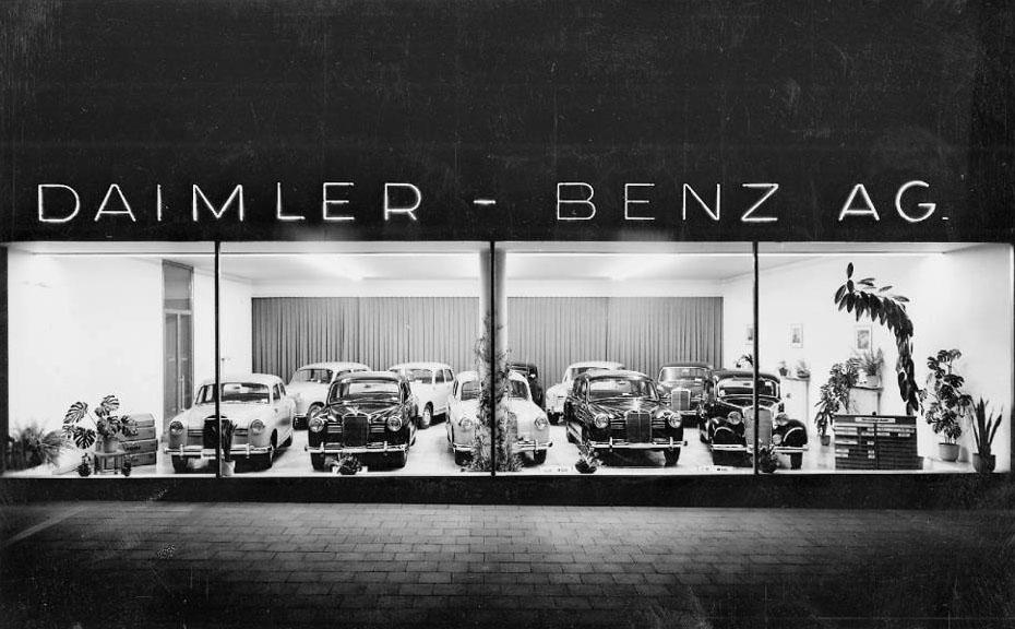 Daimler Benz Aktienkurs