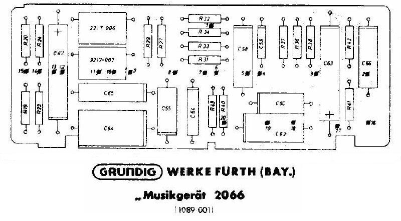 1958-1959 Grundig