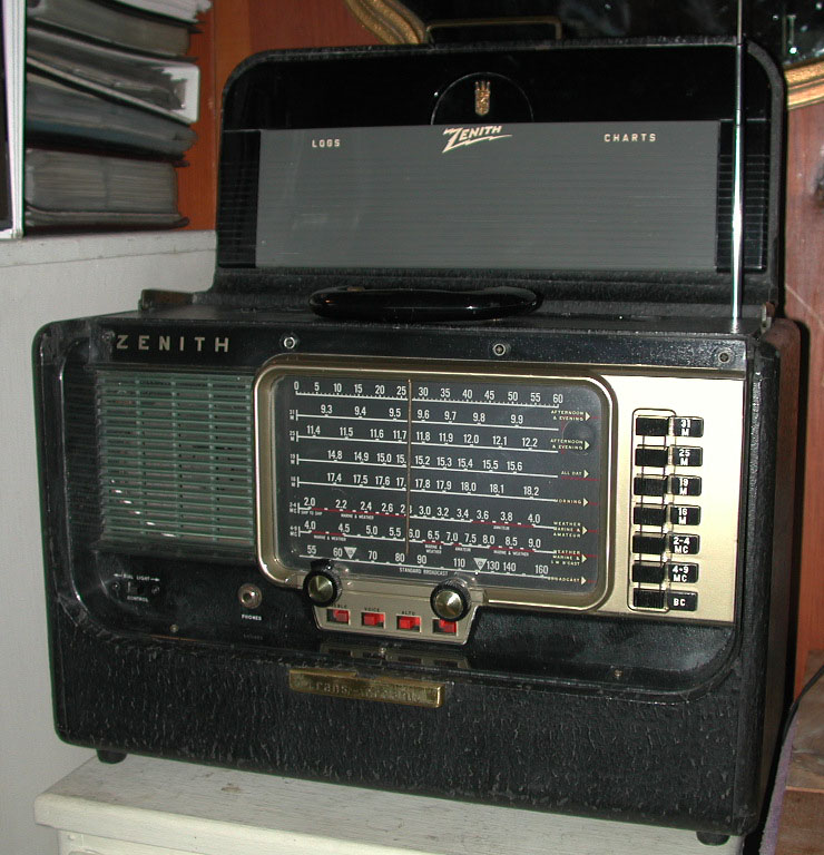 radios value zenith shortwave vintage