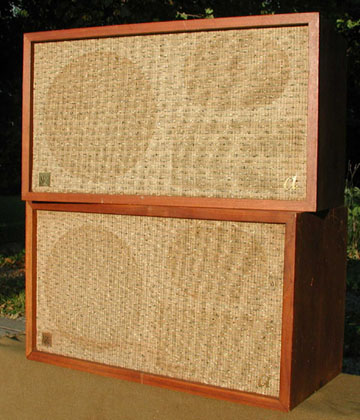 Acoustic Research Ar 2a Loudspeakers