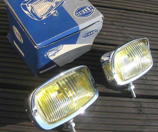 Hella Type 145 ZNEX 1 CC Fog Lamps