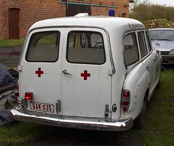 ambulance te koop belgië