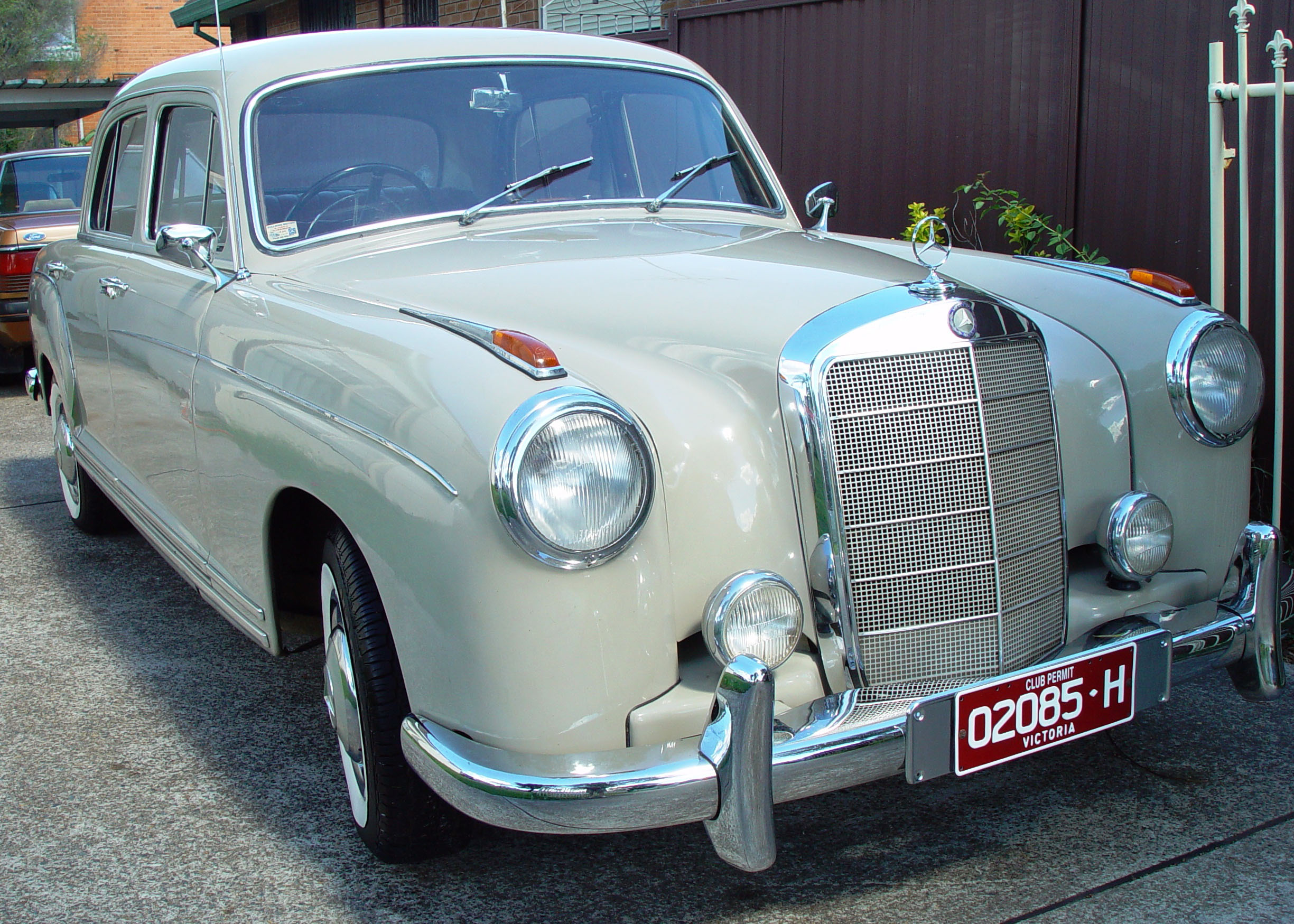 Craig semple 39 s 1958 mercedes benz 220s ponton sedans www for 1958 mercedes benz 220s for sale