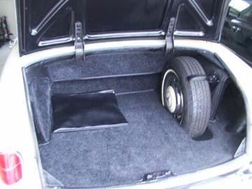 Len Sokoloff S 1959 Mercedes Benz 220s Ponton Cabriolet