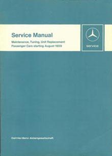 mercedes benz ponton books manuals literature references rh mbzponton org mercedes owners manual mercedes owners manual uk