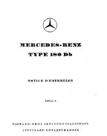 mercedes benz ponton books manuals literature references rh mbzponton org mercedes om636 diesel engine manual mercedes om636 workshop manual