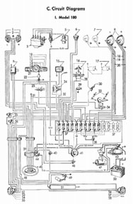 mb_Service_Manual_job_54_0_2_circuit_diagrams_small mercedes benz ponton books manuals literature references Mercedes 300SL at soozxer.org