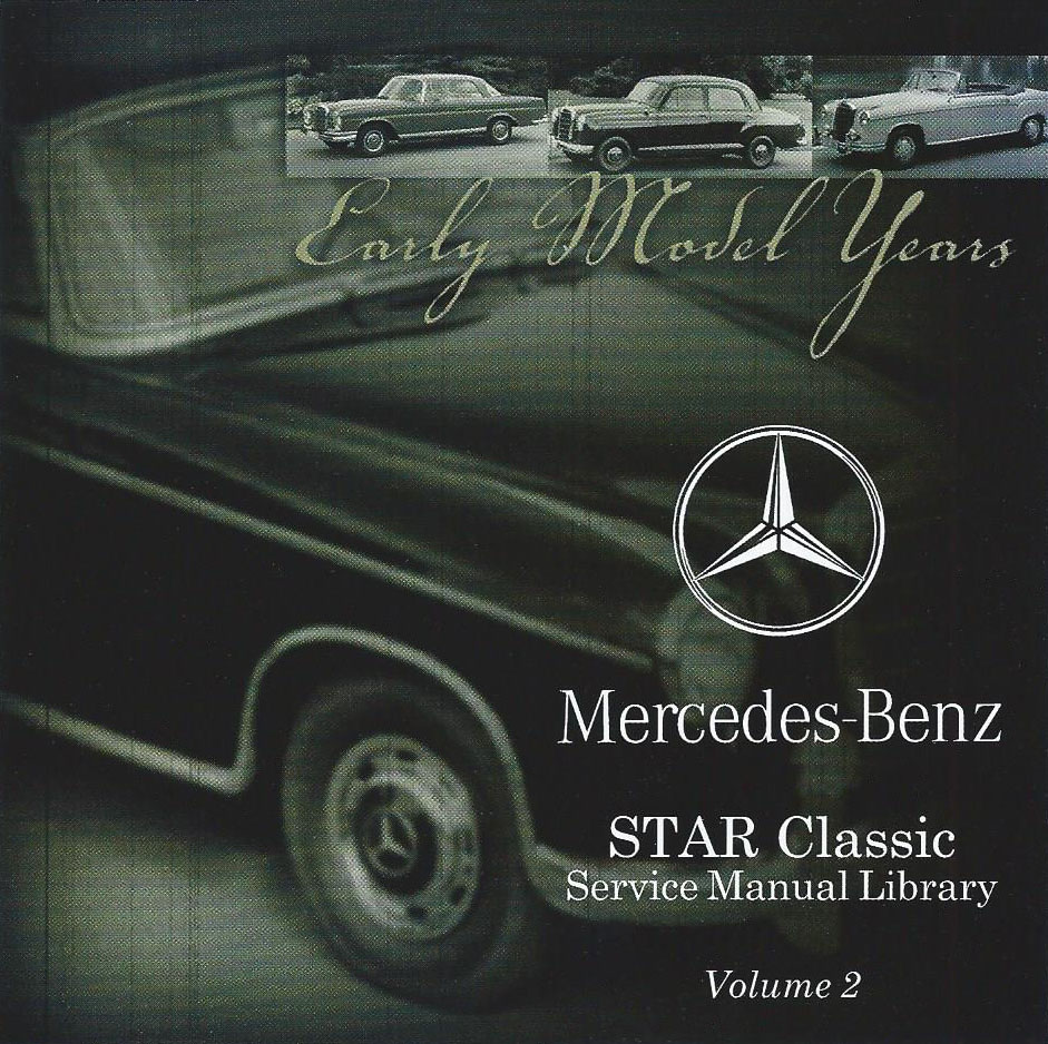 STAR Classic Service Manual Library Volume 2