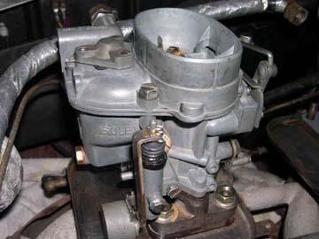 Mercedes-Benz Ponton Solex Type 32 PAITA Carburetor Reconditioning
