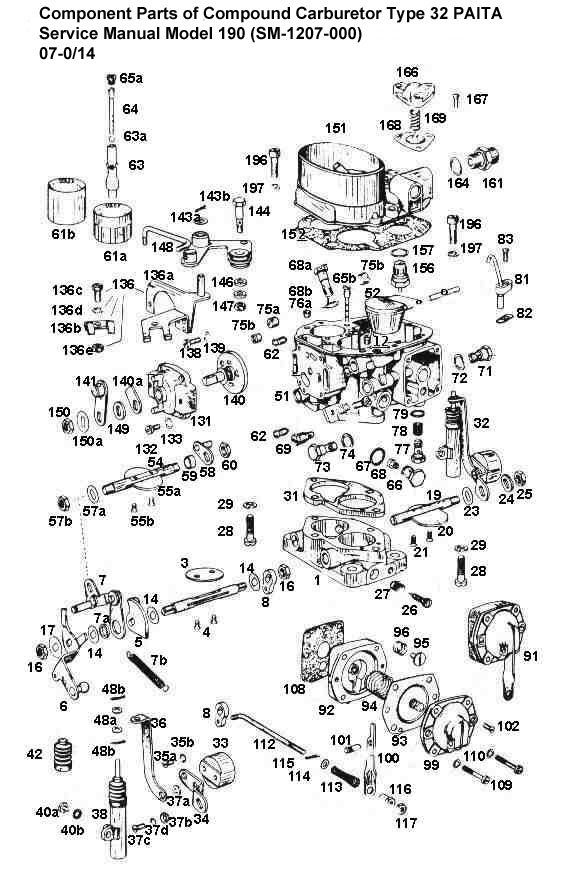 239 moreover Mk1 Mk3fuelbits further 1205533314 likewise Carter4 furthermore 109461 Clicking Dash. on weber linkage parts