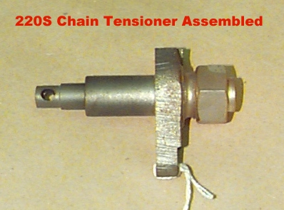 Mercedes-Benz Ponton Timing Chain Tensioner © www mbzponton org
