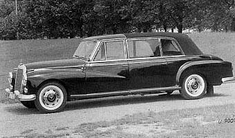 Mercedes Benz Type 300 Quot Adenauer Quot Limousine 169 Www